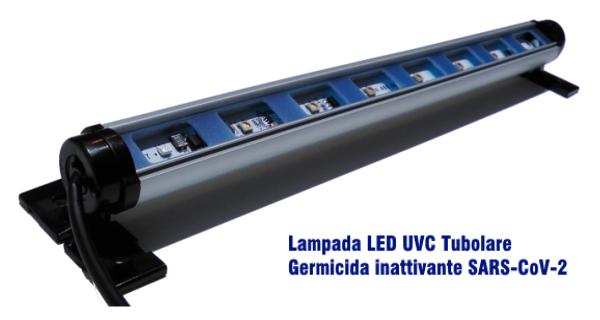 Lampada LED UVC germicida